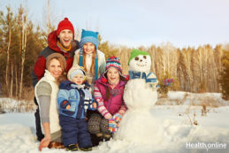 How to Keep Your Kids Safe during Cold Weather