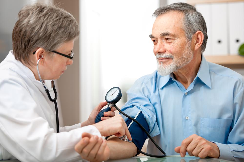 medical checkup after 60s