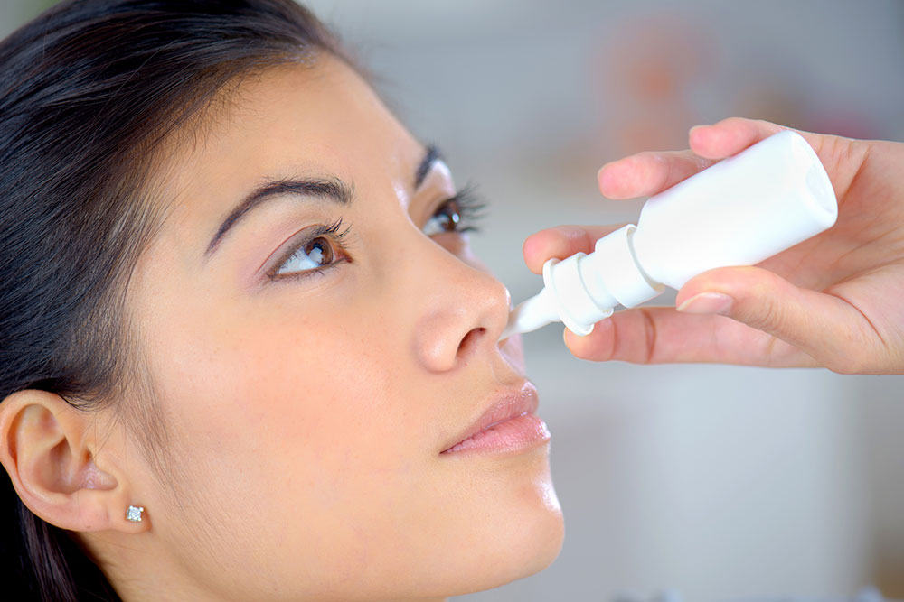 All About Nasal Sprays and How They Help Relieve Dust Allergies