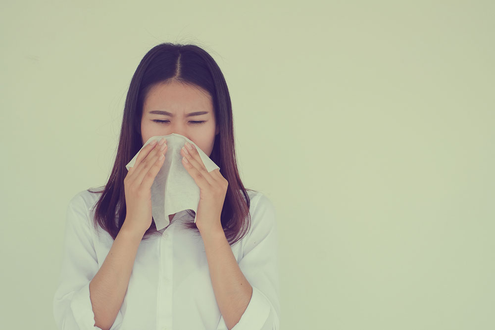 Causes and Symptoms of Allergy Cough