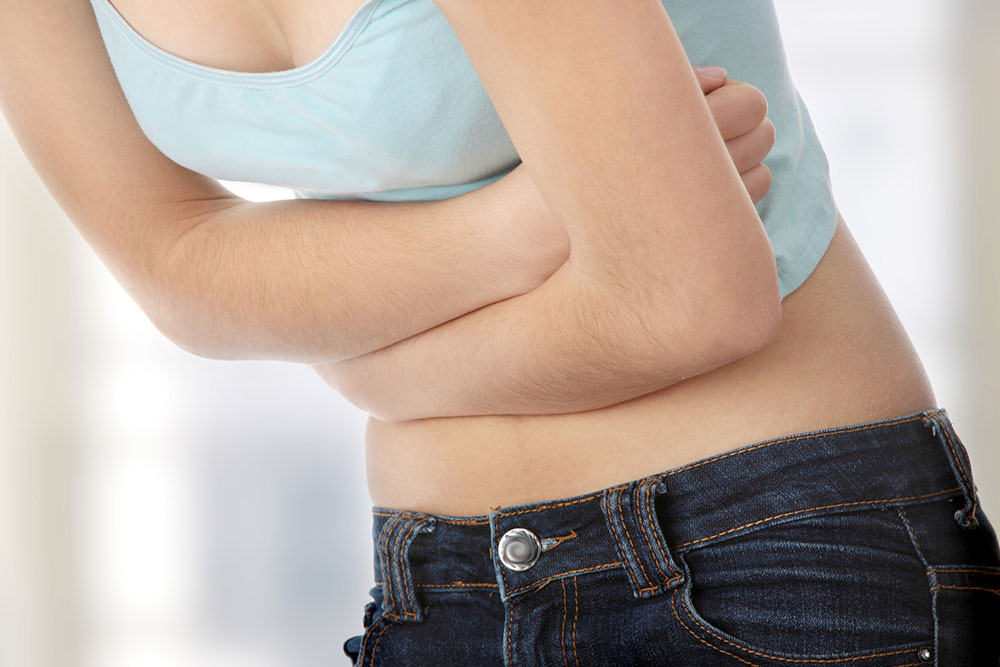 Causes and Treatments for a Bloated Stomach