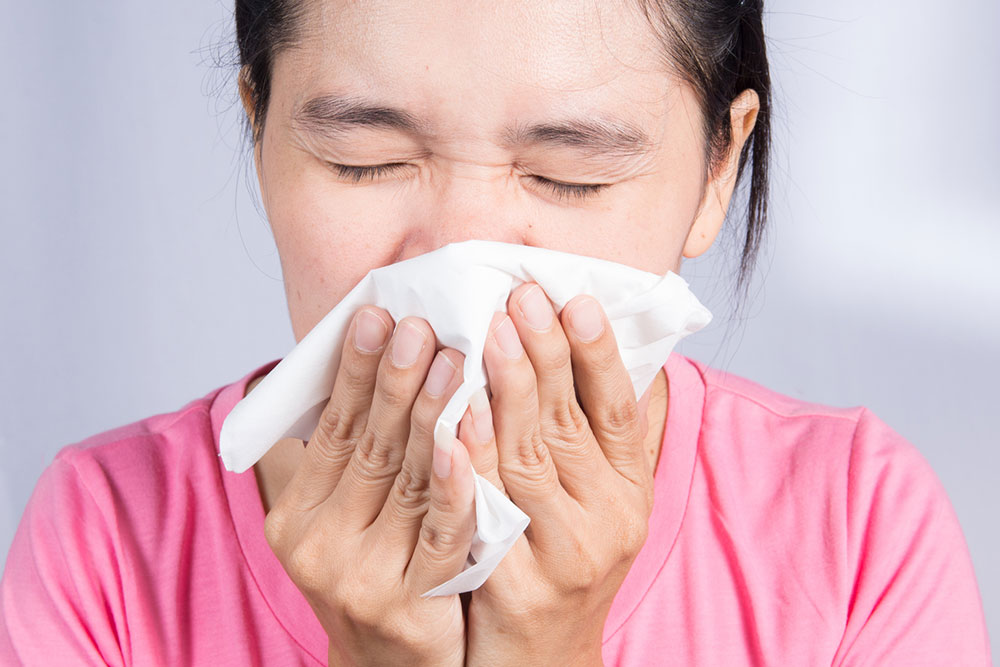 Effective Home Remedies for Nasal Congestion