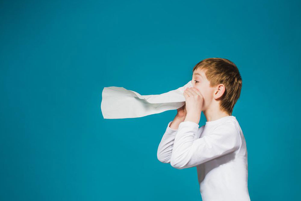 Tips to Relieve Allergy Symptoms in Kids