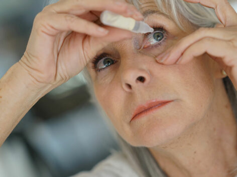 Effective treatment and preventive options for dry eyes