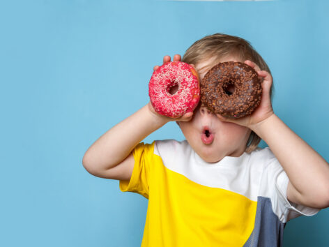 Nutritional snacks that are a hit among kids
