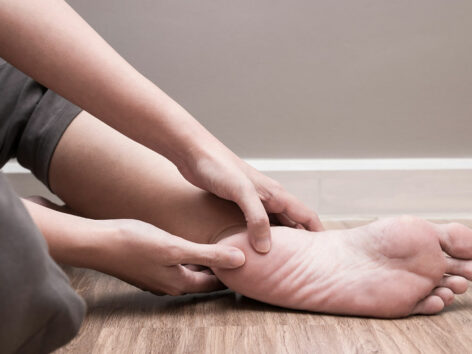 Best and Effective Home Remedies for Foot Pain