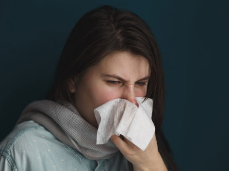 Here's How to Get Relief from a Runny Nose