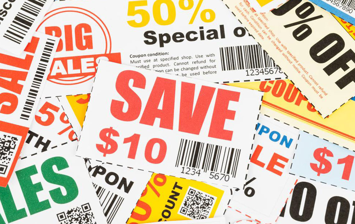 Guide to using coupons efficiently