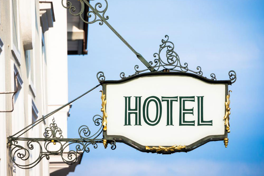 Top six hotel search engines