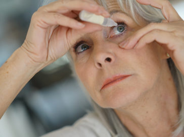 Causes and Symptoms of Chronic Dry Eyes