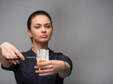 9 Disturbing Facts on Smoking Addiction