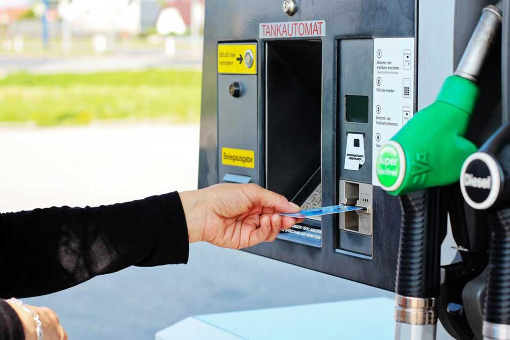 Getting the best gas credit card