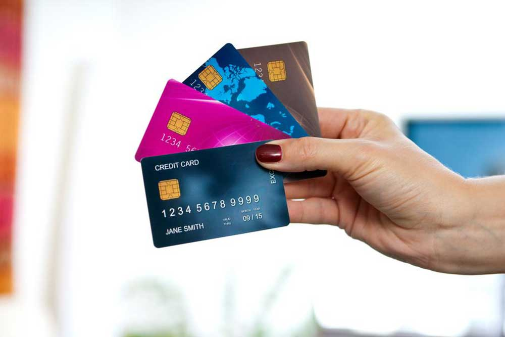 The usefulness of credit cards for small businesses