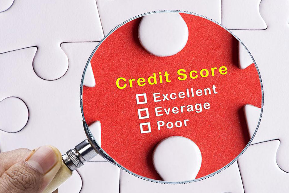 Tips for repairing your credit score