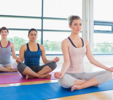 Using Yoga to Manage Chronic Pain