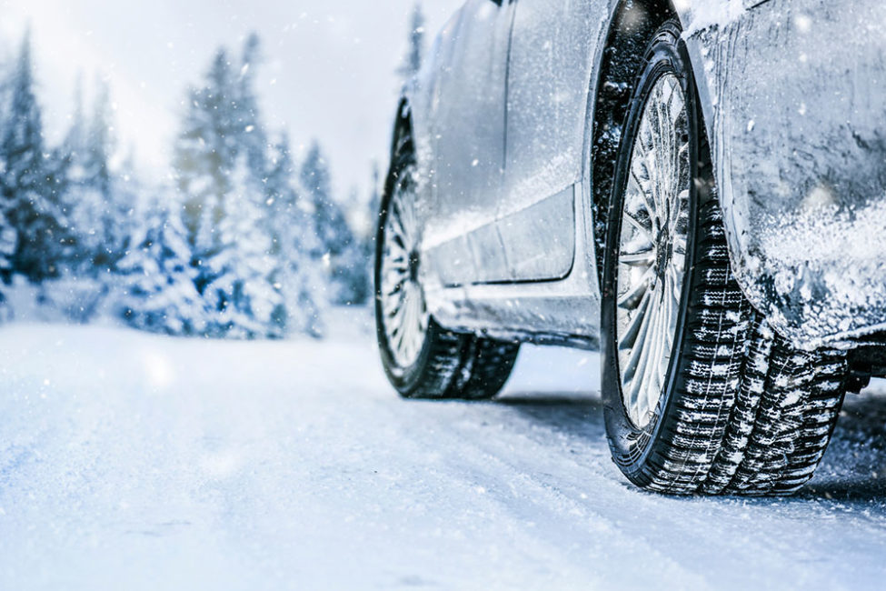 Drive Safely During Winter by Following This Checklist