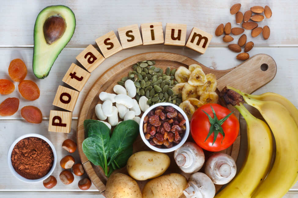 5 Signs Of Low Potassium