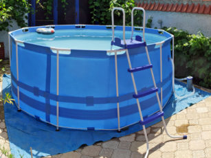 How to install an above ground pool easily and quickly?