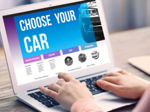 The online used car auction trend