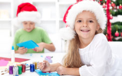 3 popular Christmas card ideas for kids
