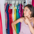 3 ideas to style your clothing racks