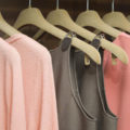 4 easy hacks to keep your clothing racks uncluttered