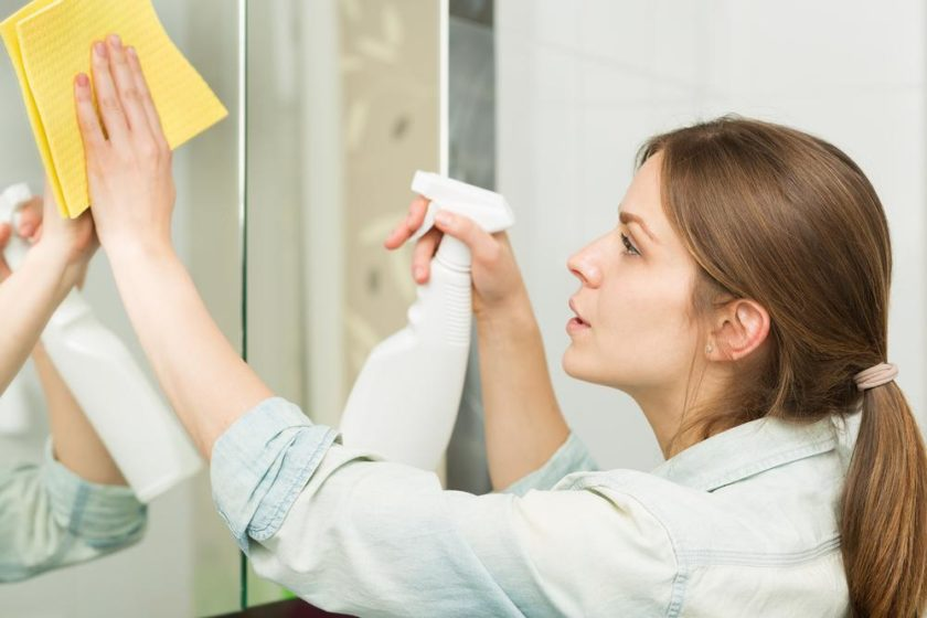 Six tips for cleaning the bathroom effectively