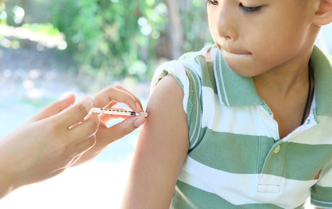 A brief overview of the catch-up immunization schedule for children