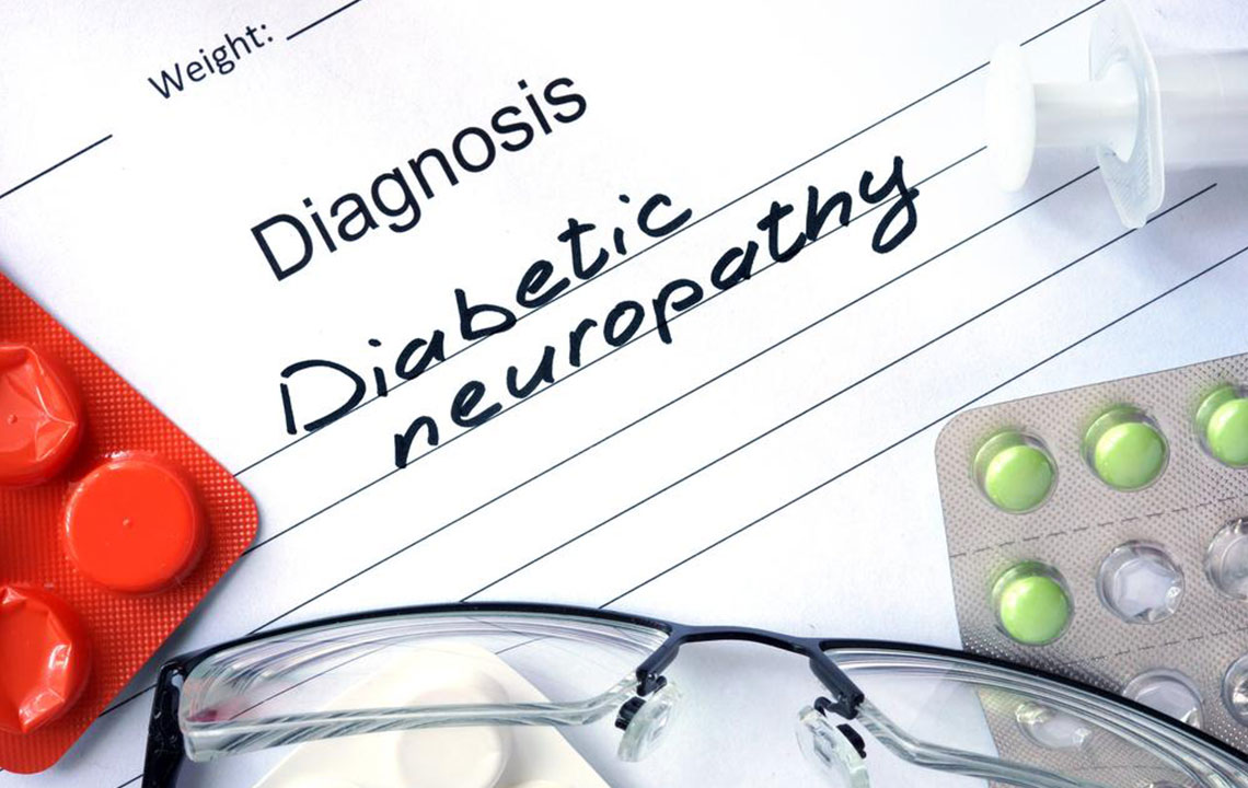 Can diabetic neuropathy be reversed?