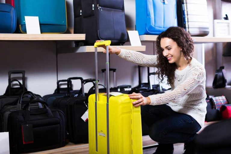 Four factors to consider before buying luggage