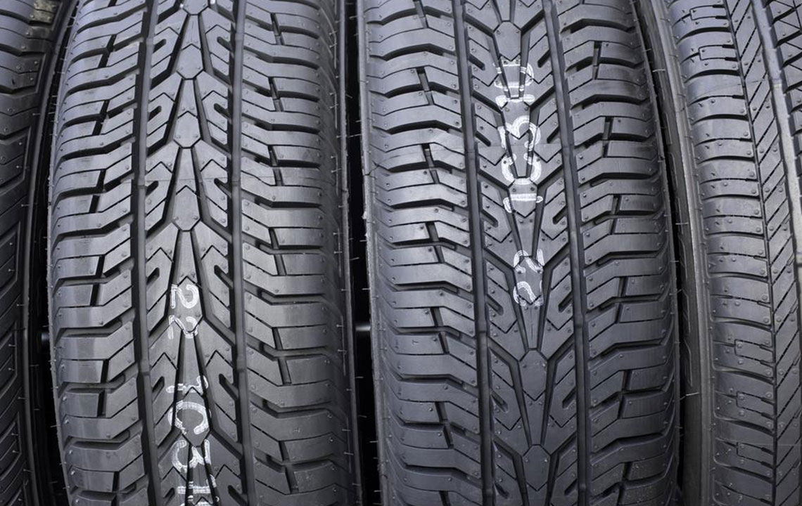 Shopping for Goodyear tires online
