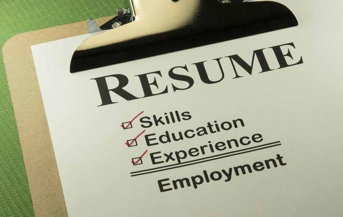 Tips on becoming a resume writer