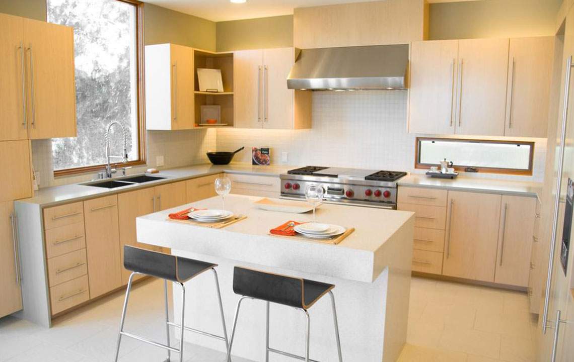 Top 4 kitchen layouts