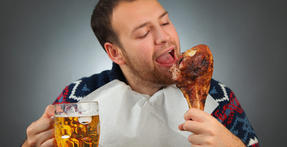 Bad Eating and Drinking Habits