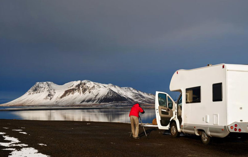 All you need to know about RV motorhomes