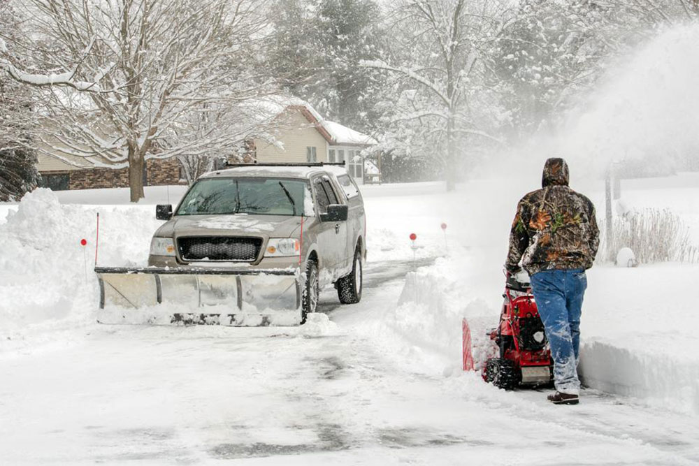 3 reasons for the popularity of affordable snow blowers