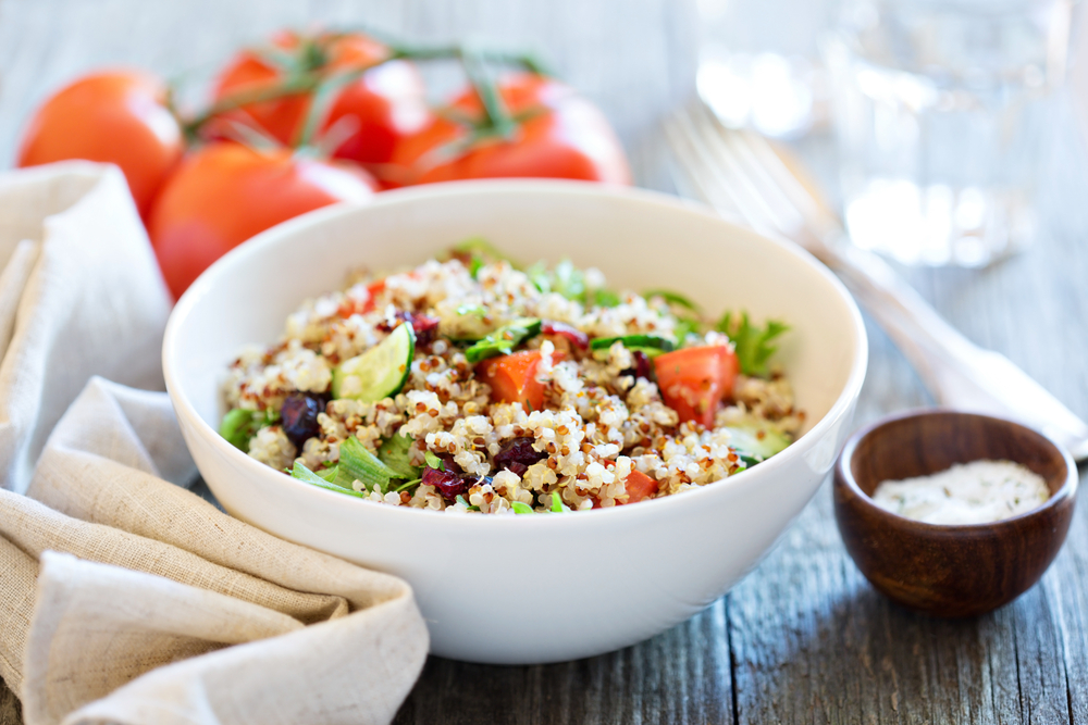 Cranberry-and-Quinoa-Salad