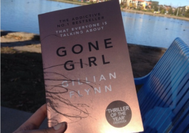 Thriller bestseller Gone Girl book review
