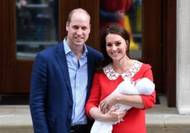 William and Kate Middleton child Prince Loius