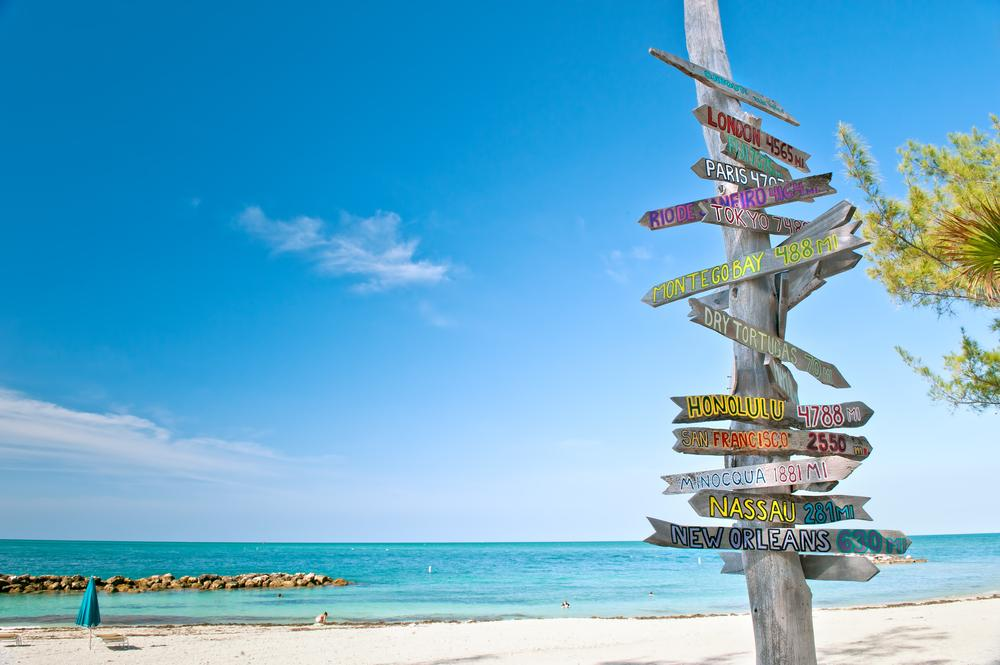 best beaches in the world Florida