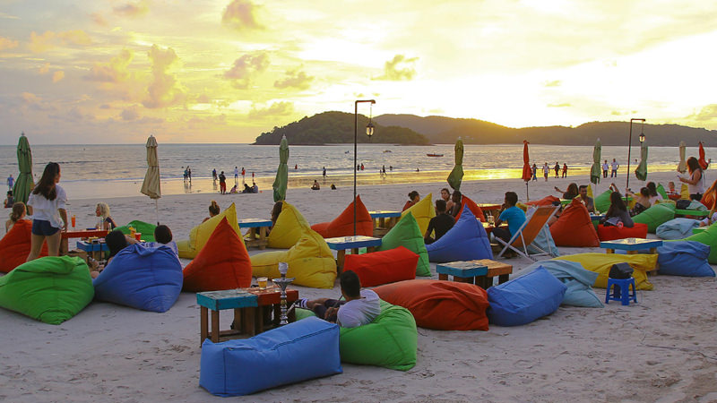 best popular beaches in the world malaysia