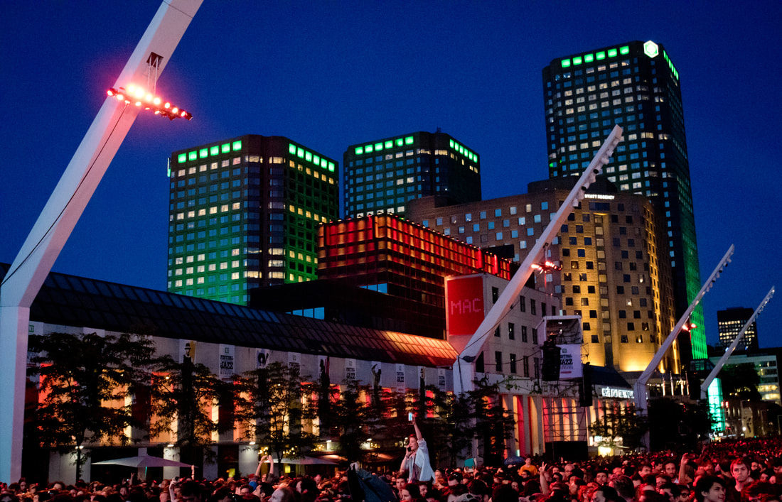 best party places and festivals in new york