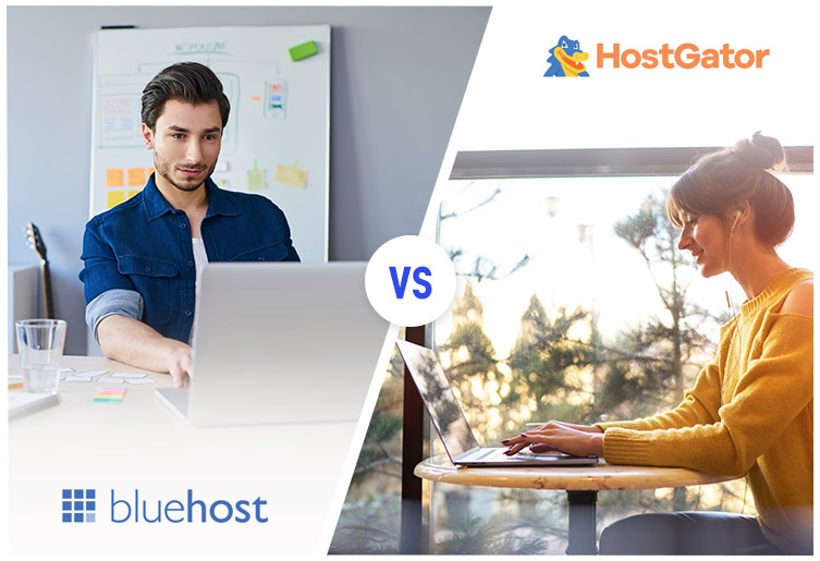 Bluehost Vs. HostGator – Making the right choice