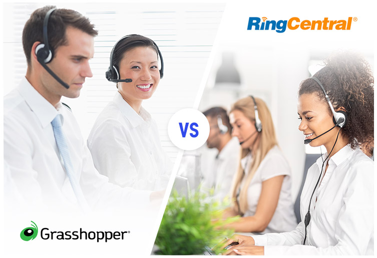 Grasshopper Vs. RingCentral—Which Is The Right Choice?