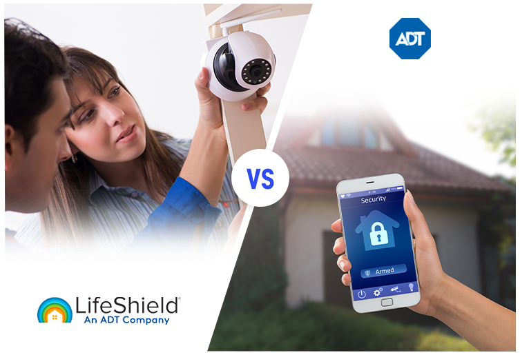 Key Points Of Comparison Between LifeShield And ADT