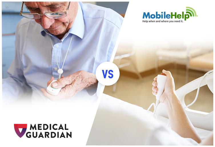 Medical Guardian Or MobileHelp – How To Choose The Right One?