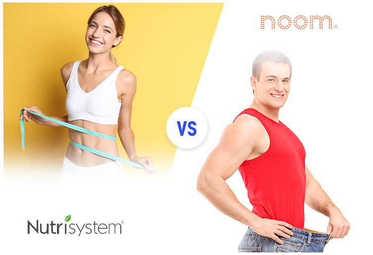 Comparison Between Nutrisystem And Noom