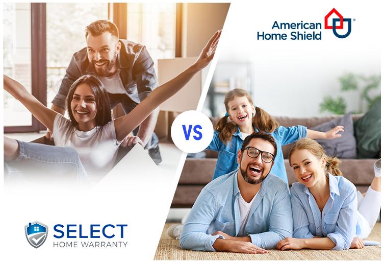 Select Home Warranty Vs American Home Shield