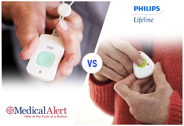 Medical Alert vs. Philips Lifeline: Which Medical Alert System Is Better?