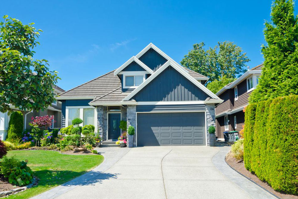 Here's where to look for garage doors in the Pacific coast